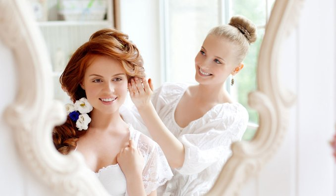 find your wedding hair inspiration on this brilliant