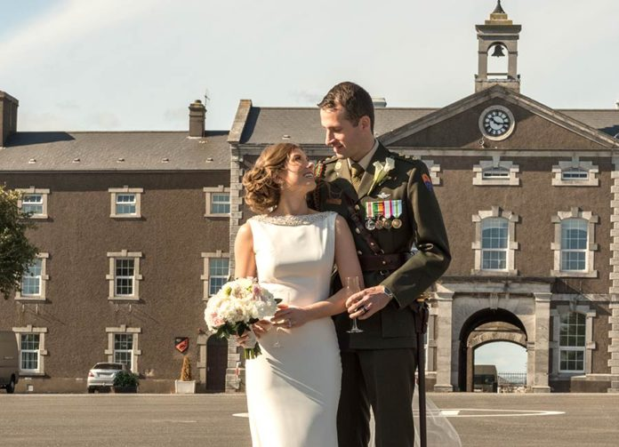 Real Weddings: Cliona And Eoin's Big Day In Collins