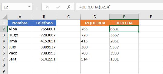 Técnicas para combinar funciones en Excel