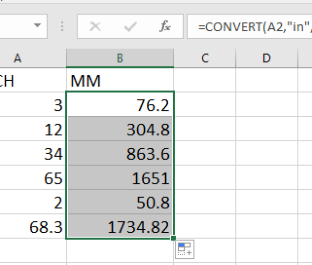Doc Convert Inch To Foot Cm Mm 1