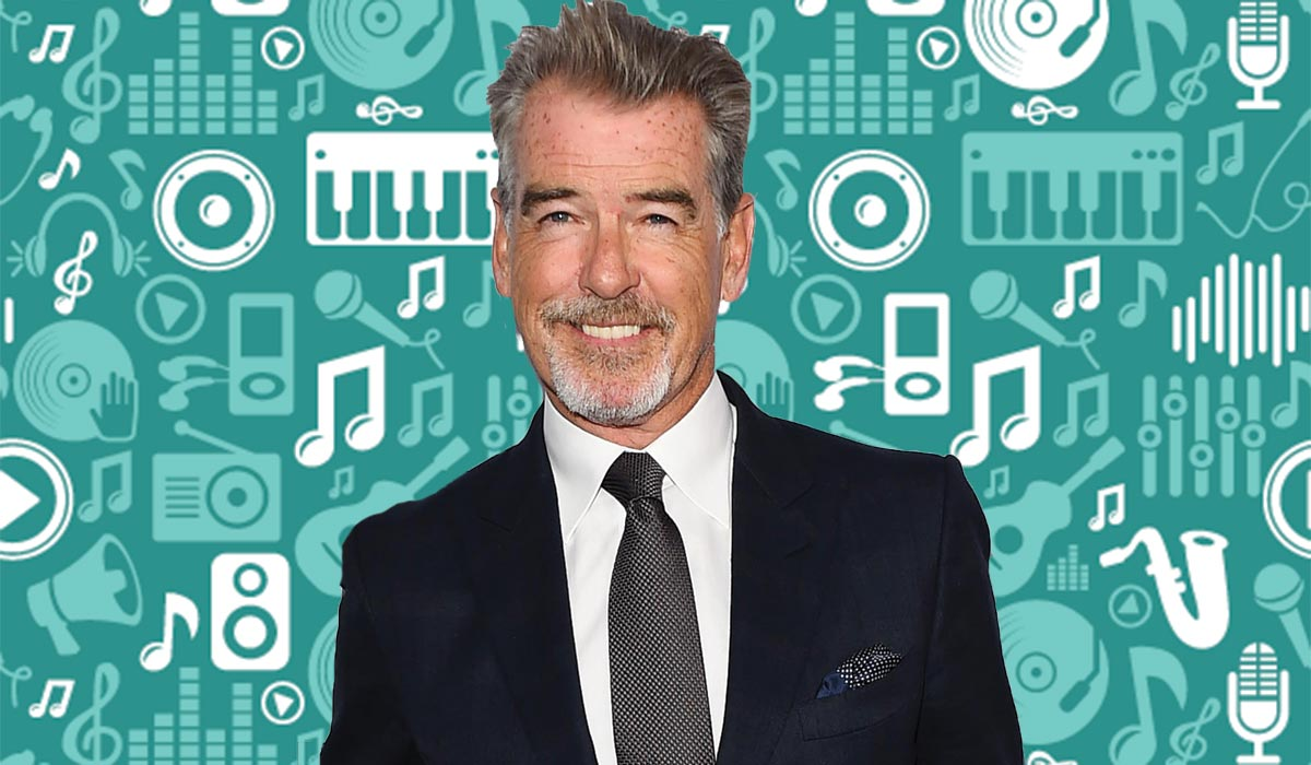 Pierce Brosnan S Getting Extra Singing Lessons For Mamma