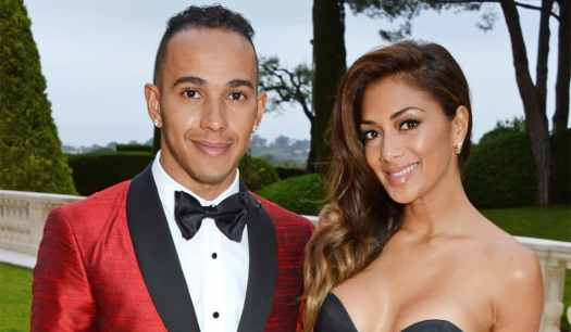 Intimate Video Of Lewis Hamilton And Nicole Scherzinger ...