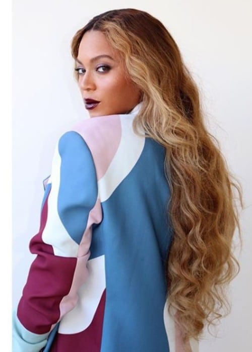 beyonce has offered a personal look