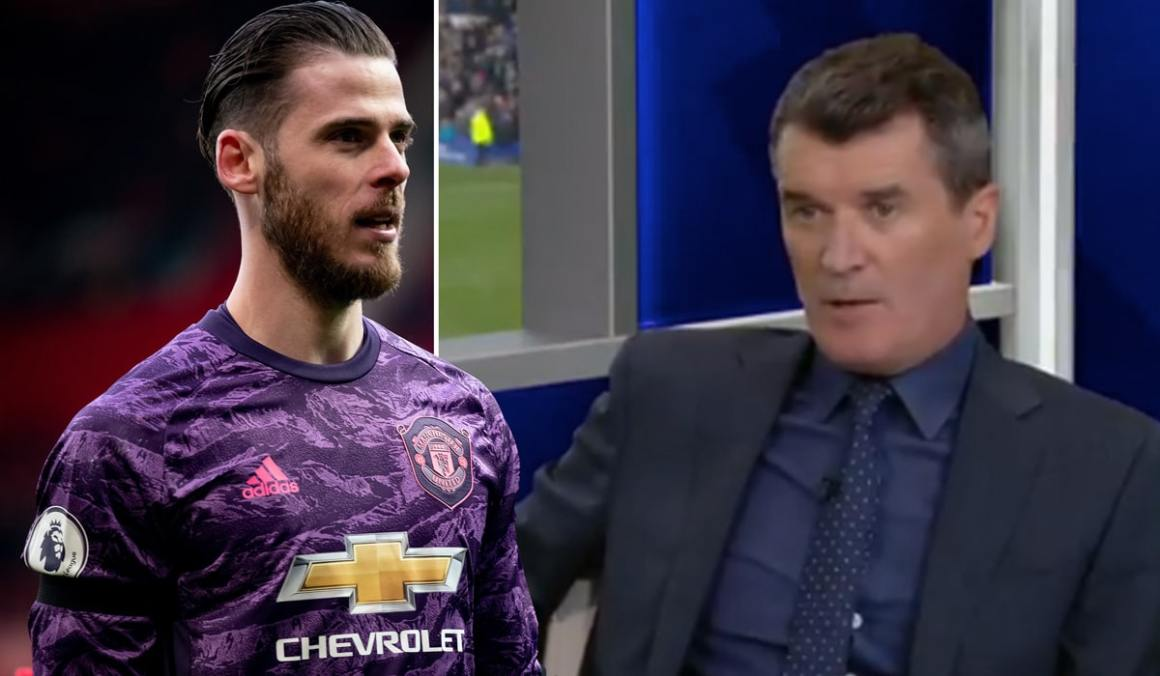 Watch: Keane 'Would've Lynched' David De Gea After Howler At Goodison
