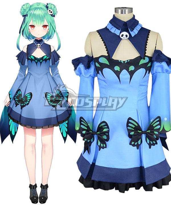 Holdlive Virtual YouTuber Uruha Rushia Cosplay Costume