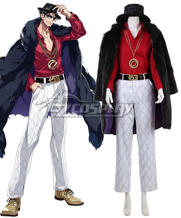 Hypnosis Mic Division Rap Battle Rei Amayado Cosplay Costume