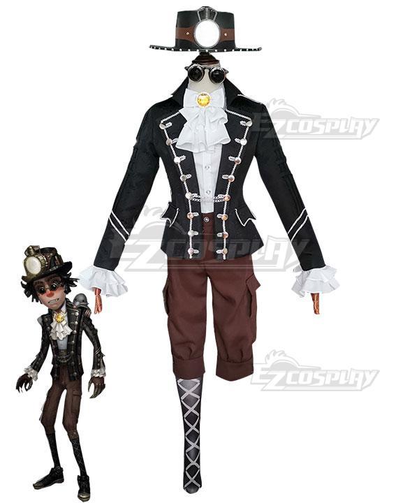 Identity V Prospector Norton Campbell Mr. Mole Halloween Cosplay Costume