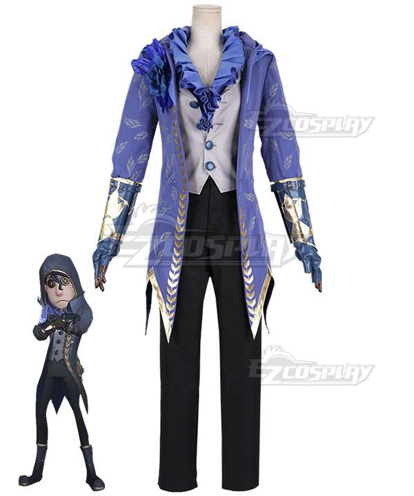 Identity V Mercenary Naib Subedar Clarity Halloween Cosplay Costume