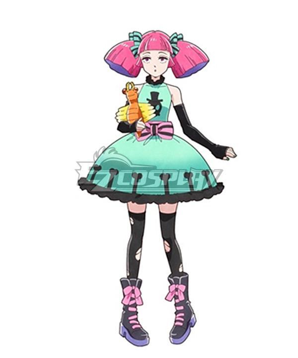 Heaven's Design Team Meido Cosplay Costume