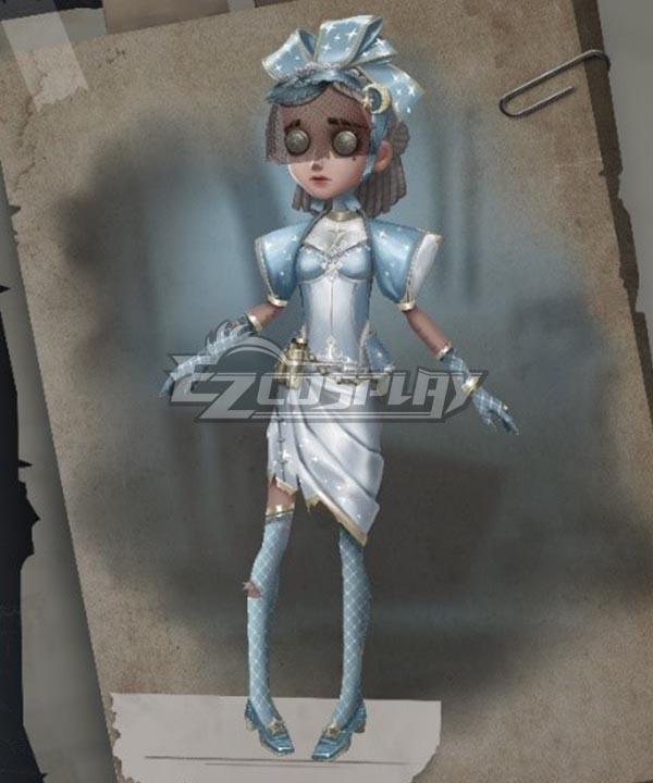Identity V Perfumer Vera Nair Moon MaidenHalloween Cosplay Costume