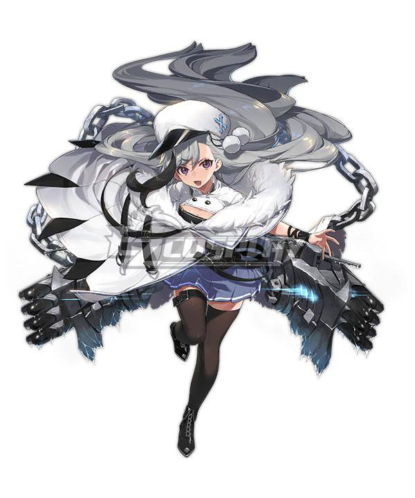 Azur Lane SN Minsk Cosplay Costume