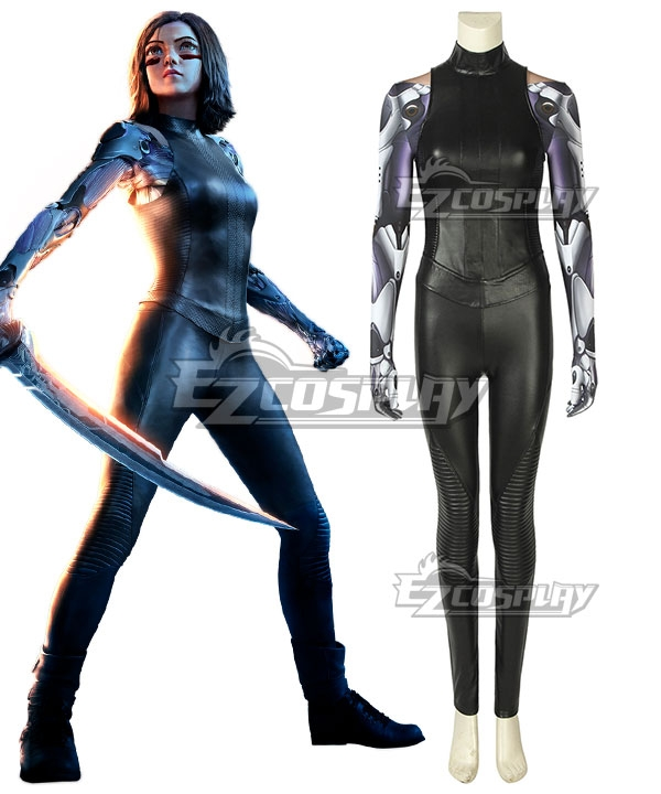 Alita: Battle Angel Alita Battle Suit Cosplay Costume