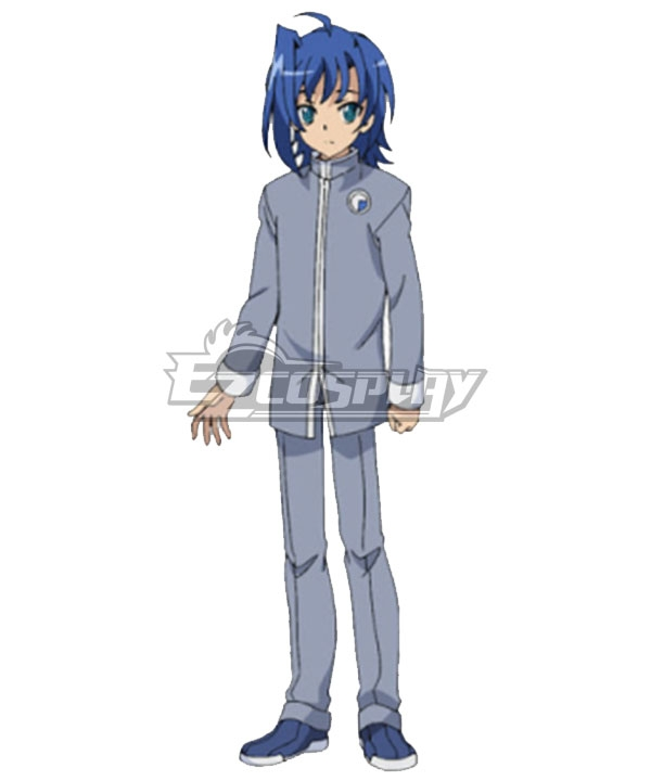 Cardfight!! Vanguard Aichi Sendou Cosplay Costume