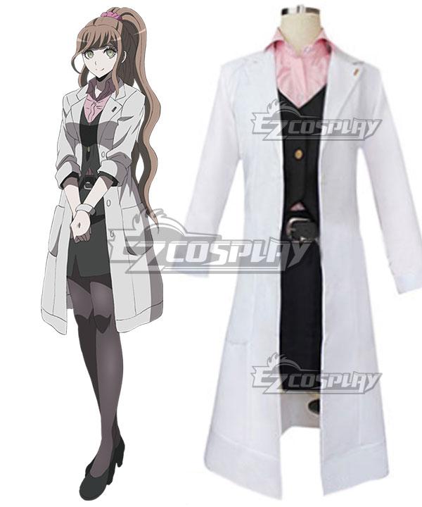 Danganronpa Dangan Ronpa 3: The End of Hope's Peak High School Future Arc Chisa Yukizome Cosplay Costume