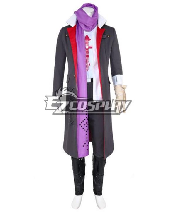 Danganronpa Dangan Ronpa Trigger Happy Havoc Gundham Tanaka Cosplay Costume - Only Coat