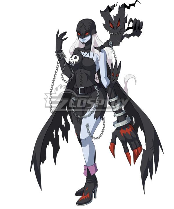 Digimon Lady Devimon Cosplay Costume