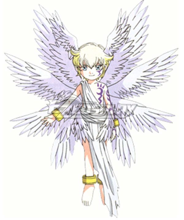 Digimon Frontier Lucemon Cosplay Costume