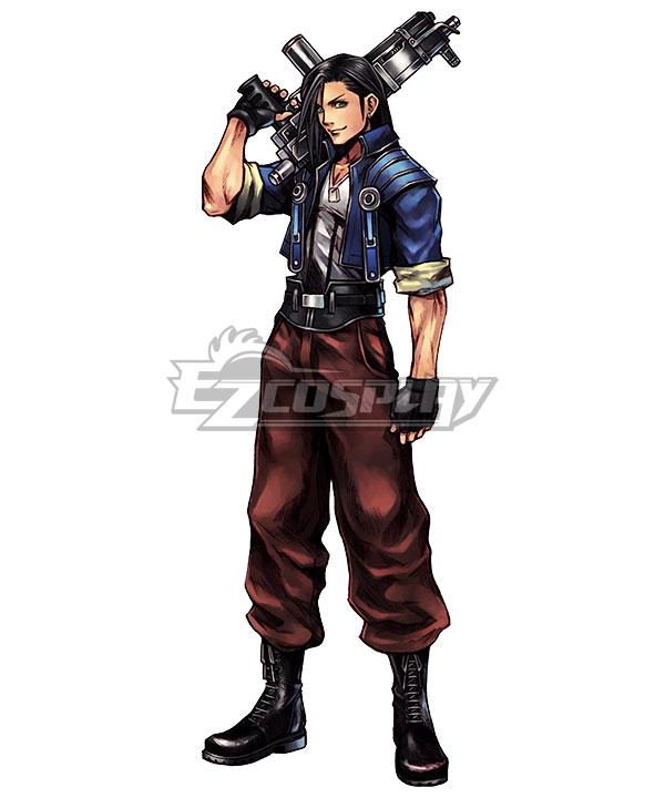 Dissidia Final Fantasy 012 FF8 Laguna Loire Cosplay Costume