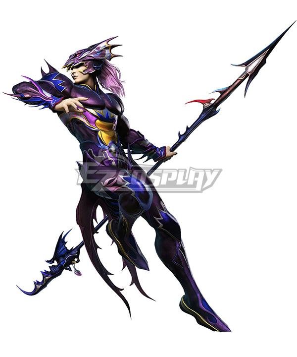 Dissidia Final Fantasy NT Kain Highwind Fullset Cosplay Costume