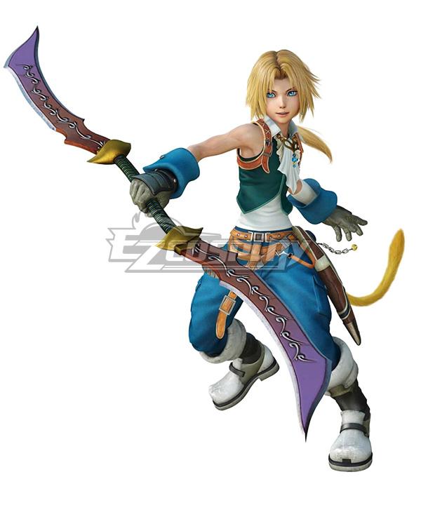 Dissidia Final Fantasy NT Zidane Tribal Fullset Cosplay Costume