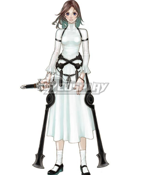 Drakengard Drag On Dragoon Furiae Cosplay Costume