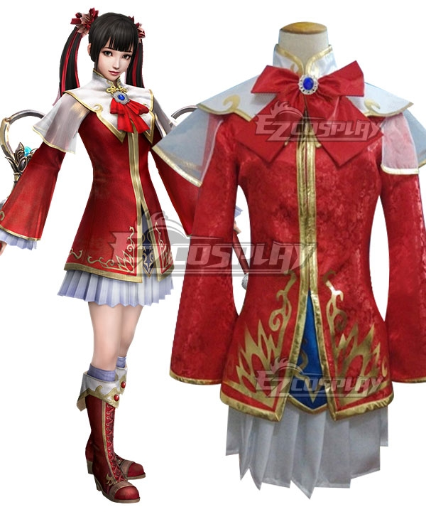 Dynasty Warriors 8 Daqiao Cosplay Costume