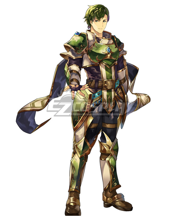 Fire Emblem Heroes The Panther Abel Cosplay Costume