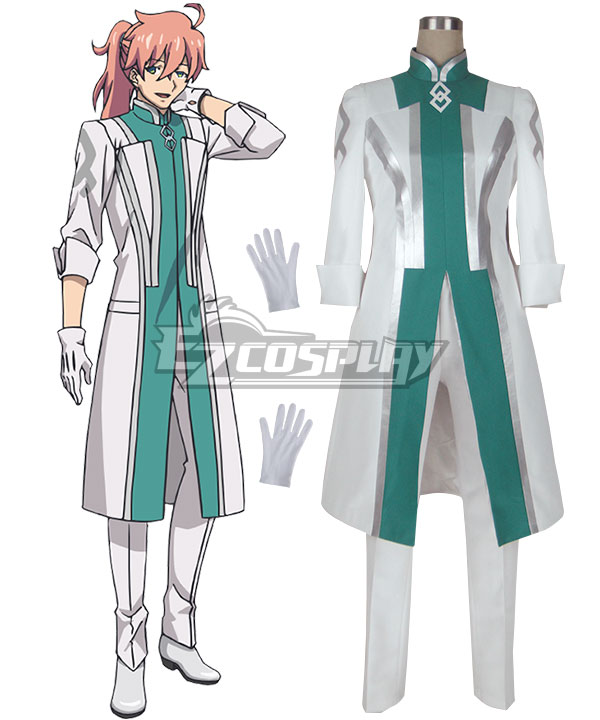 Fate Grand Order First Order Romani Archaman Cosplay Costume