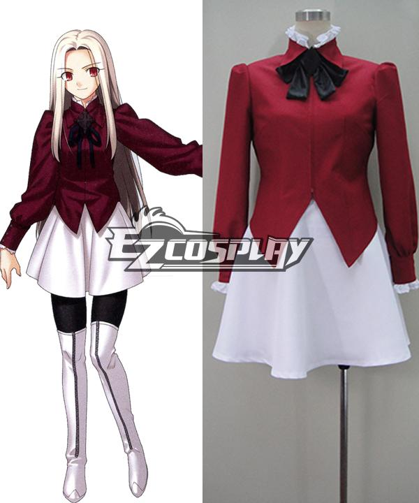 Fate Zero Irisviel von Einzbern Cosplay Costume