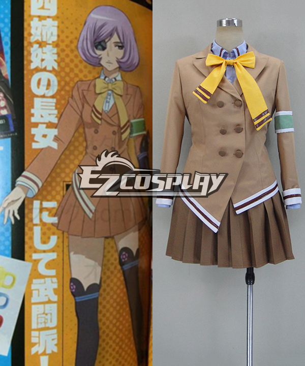 Arpeggio of Blue Steel DC Myoukou Cosplay Costume
