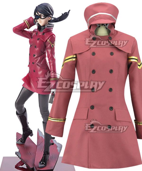 EVA Neon Genesis Evangelion Misato Katsuragi Cosplay Costume