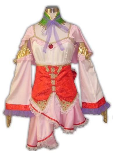 Da Qiao Cosplay Costume from Dynasty Warriors EDW0003