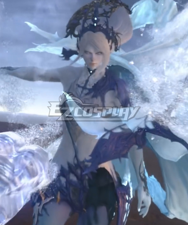 Final Fantasy XVI FF16 Shiva Cosplay Costume