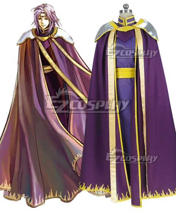Fire Emblem Sacred Stones Lyon Cosplay Costume