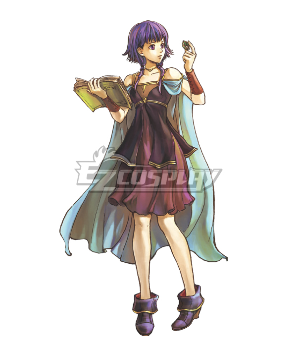 Fire Emblem: The Sacred Stones Lute Cosplay Costume