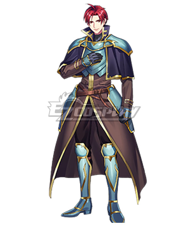 Fire Emblem: The Sacred Stones Seth Cosplay Costume