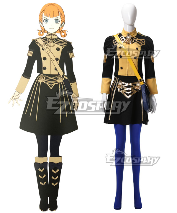 Fire Emblem: Three Houses Annette Cosplay Costume