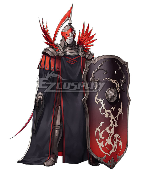 Fire Emblem: Three Houses Edelgard Flame Emperor Cosplay Costume