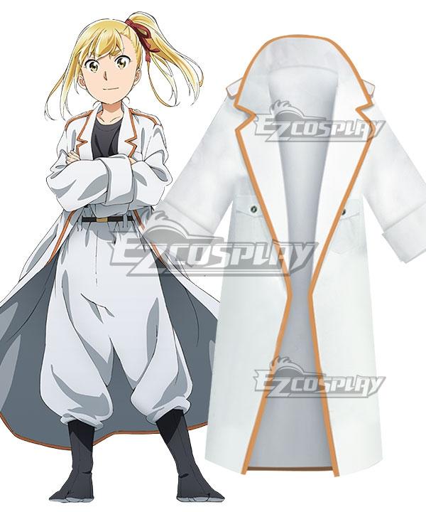 Hinamatsuri Anzu Coat Cosplay Costume
