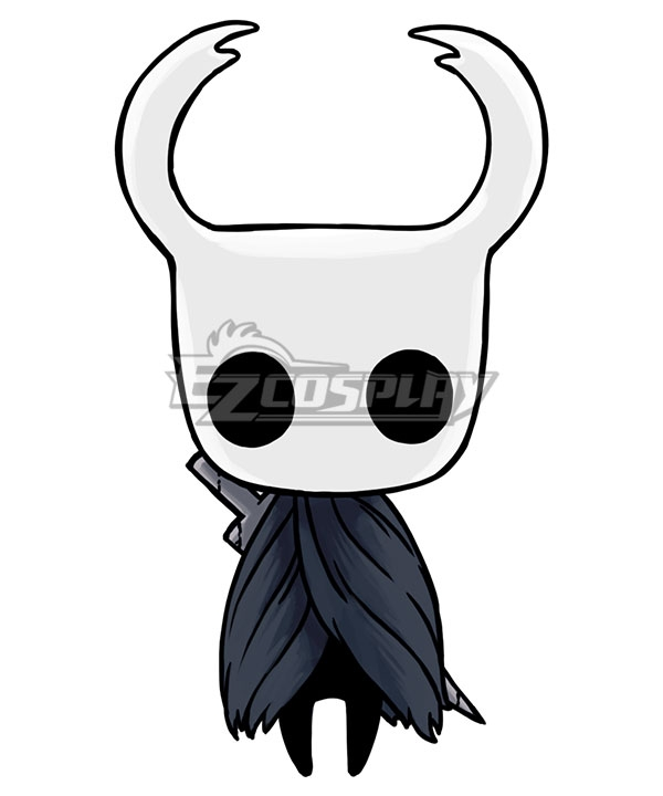 Hollow Knight Hollow Knight Halloween Cosplay Costume