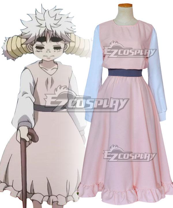 Hunter X Hunter Komugi Cosplay Costume