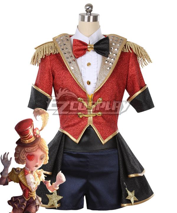 Identity V Female Dancer Margaretha Zelle Animal Tamer Halloween Cosplay Costume