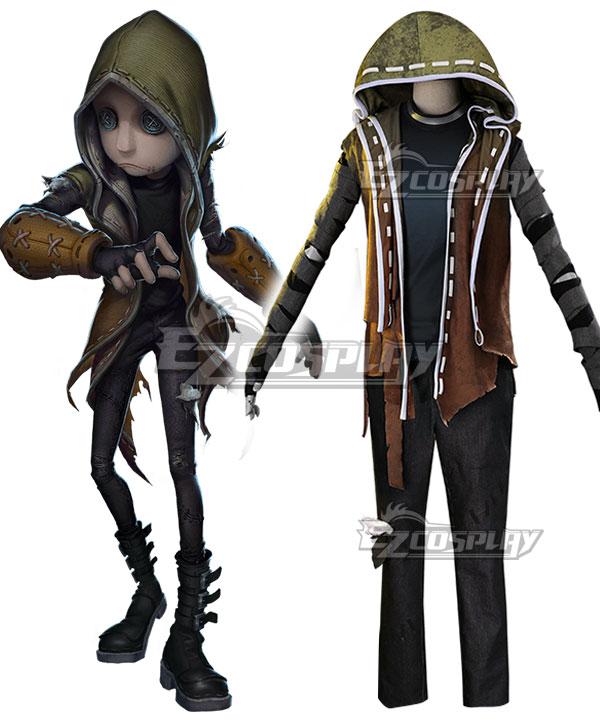 Identity V Mercenary Naib Subedar Halloween Cosplay Costume