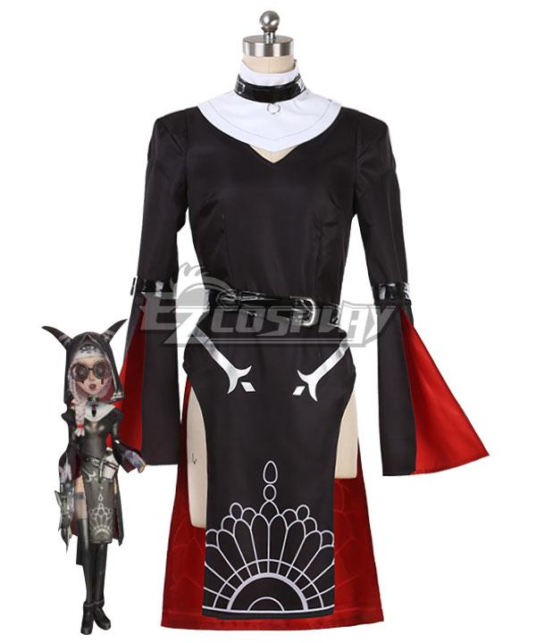 Identity V Priestess Fiona Gilman Divine Light Halloween Cosplay Costume