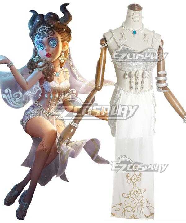 Identity V Priestess Fiona Gilman Samara Halloween Cosplay Costume