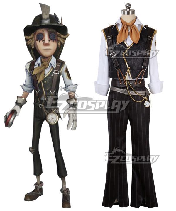 Identity V Prospector Norton Campbell Magic Item Keeper Halloween Cosplay Costume
