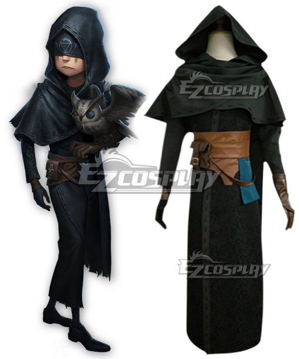 Identity V Seer Eli Clark Halloween Cosplay Costume