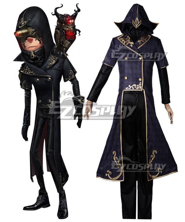 Identity V Seer Eli Clark Surveyor Halloween Cosplay Costume
