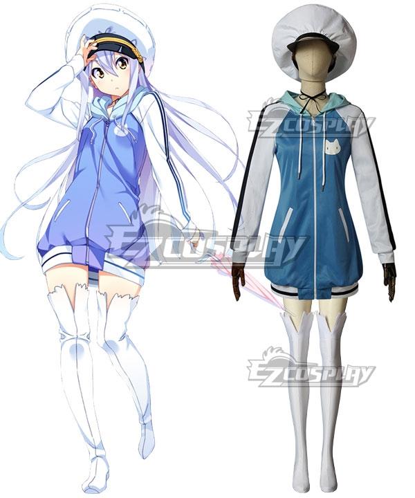 Island Ohara Rinne Cosplay Costume - Premium Edition