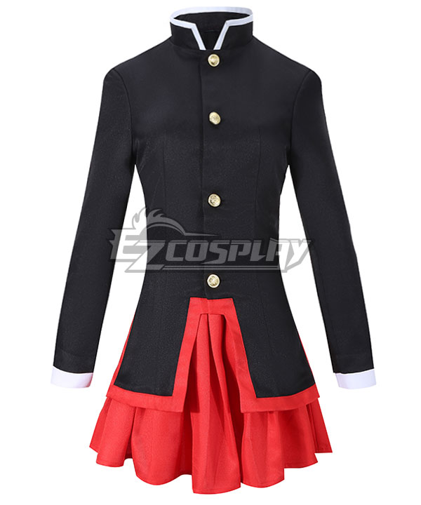 Jibaku Shounen Hanako-Kun Hanako Yugi Female Cosplay Costume